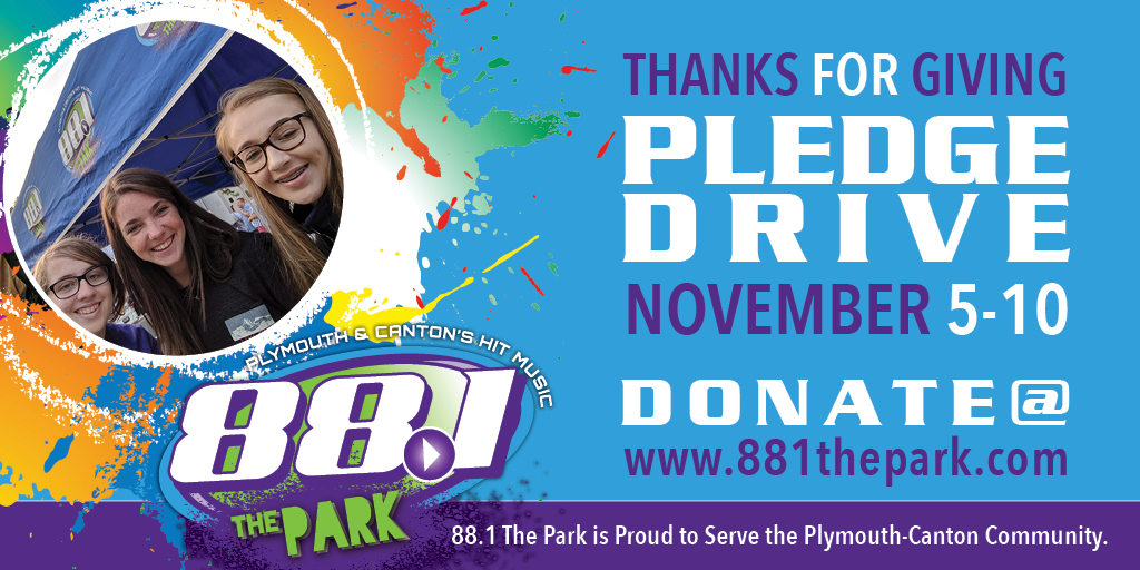 881 The Park Listeners Alumni And Friends Will Have A Chance To Show Their Support For Student Radio That Is Focused On Plymouth Canton During
